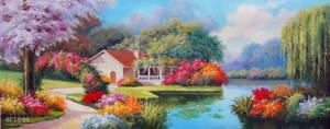 Lakeside Villa - Arteet
