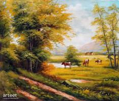 Pasture - Arteet