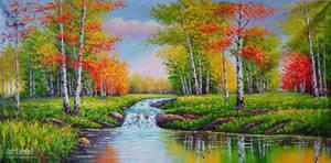 Cascade Falls - Arteet
