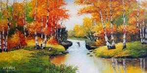 Golden Falls - Arteet