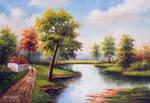Cottage Grove Lake - Arteet