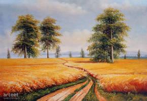 Season of the Harvest - Arteet by Arteet