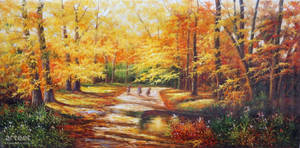Autumn Journey - Arteet