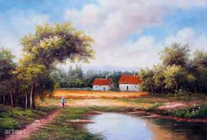 Early Autumn Warmth - Arteet by Arteet