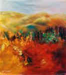 The Burning Hills - Arteet