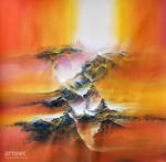 Fire On The Mountain - Arteet