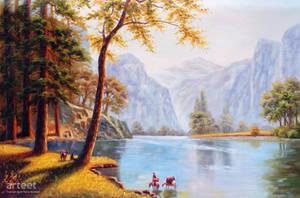 Koenigssee - Arteet by Arteet
