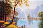 Koenigssee - Arteet