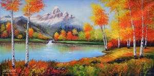 Autumn Symphony - Arteet by Arteet