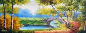 The Stone Bridge - Arteet