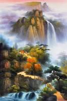 Sky Falls - Arteet by Arteet