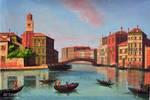 Canale Grande Venice - Arteet
