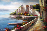 Capri Coast Italy - Arteet