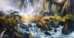 Rushing Falls - Arteet