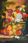 Still Life With Fruit - Arteet by Arteet