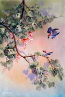 A Song in the Wind - Arteet by Arteet