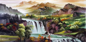 Mountains Reverence - Arteet