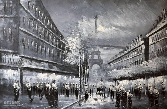 Shades of Paris - Arteet