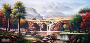 Sierra Peaks - Arteet