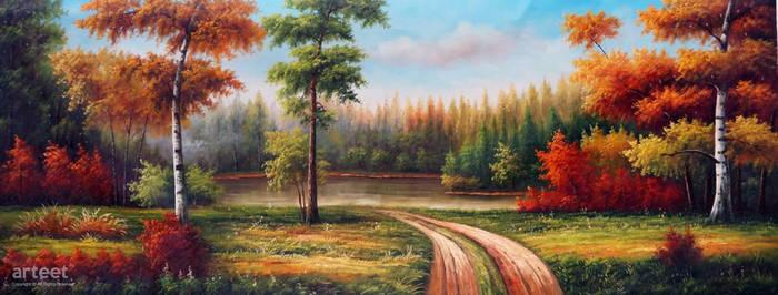 Autumn Red - Arteet