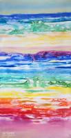 Rainbow on The Canvas - Arteet