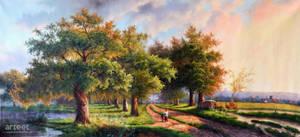 Way Through The Great Oaks - Arteet