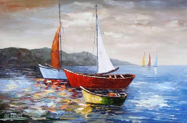 The Yachts - Arteet