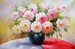 Roses Galore - Arteet