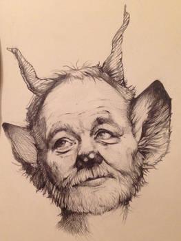 Bill Furray, A satyr