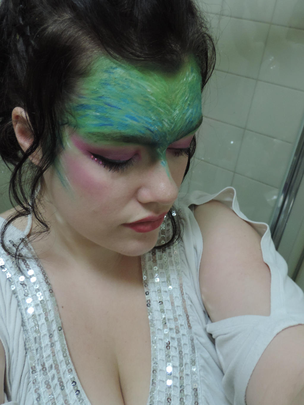 Toothania Makeup Test by valaina-williams