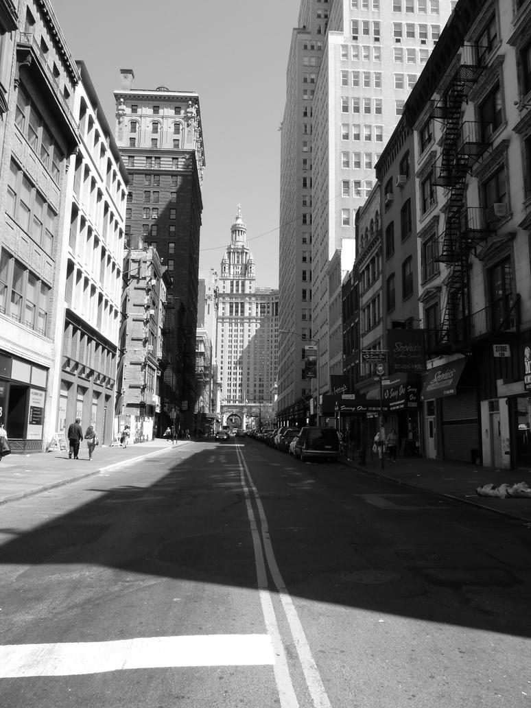 New York City Street Life in Black and White 20 by kukikid ...