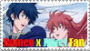 RxJ - Romeo and Juliet Stamp 6 by BBsGirl
