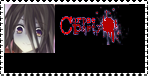 Corpse Party Sachiko stamp by Sachiko-Shinozaki