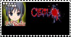 Corpse Party Ayumi stamp by Sachiko-Shinozaki