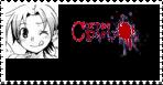 Corpse Party Ms.Yui stamp by Sachiko-Shinozaki