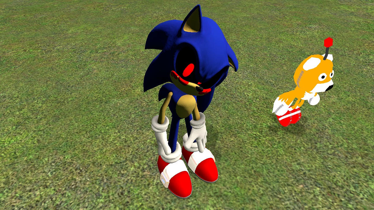 Tails Doll Sonic Exe And Love – HD Wallpapers