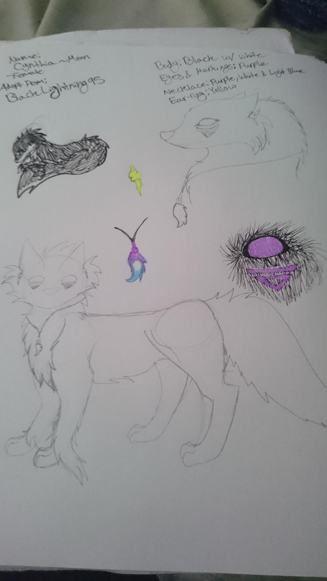 Cynthia Moon by ratchetthecutest