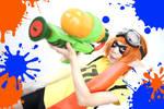 Splatoon -Girl- Cosplay