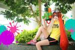 Splatoon -Inkring Girl- Cosplay