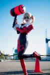 Harley Quinn Cosplay by Shunya Yamashita Ver.