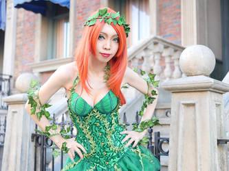 DC Comics Poison Ivy Cosplay