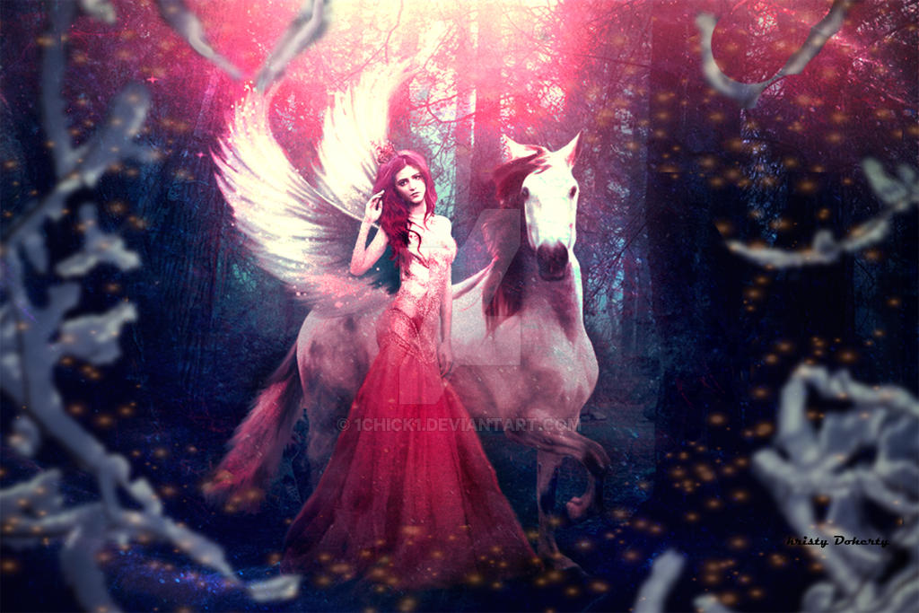 Fairytale by 1chick1