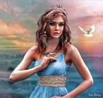 Aphrodite by 1chick1