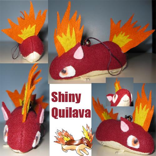 Shiny Quilava Shiny quilava bp by ambertdd