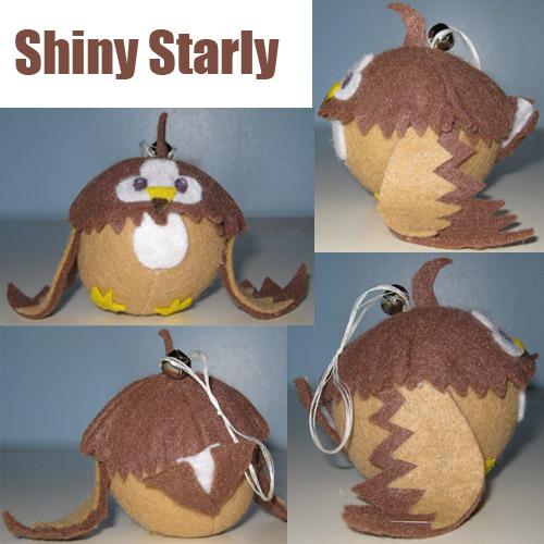 Shiny starly
