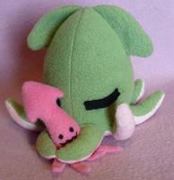 Baby Kraken Take 2