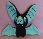 Bat Plush Pattern Trial 2