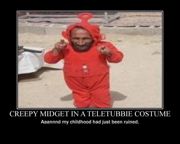 Creepy Midget 39