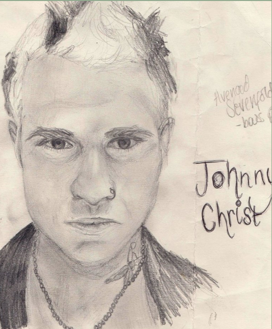Johnny Christ b...