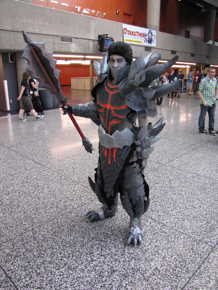 DeathWing Warrior by cyberfox007 on DeviantArt